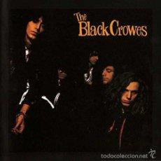 Discos de vinilo: LP THE BLACK CROWES SHAKE YOUR MONEY MAKER VINILO 180G + MP3. Lote 57329879