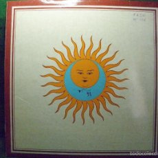 Discos de vinilo: KING CRIMSON - LARKS' TONGUES IN ASPIC - 1980 SPAIN. Lote 57330591