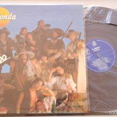 Discos de vinilo: LA BIONDA - BANDIDO / LP HISPAVOX DE 1979 RF-6377 , DOBLE PORTADA. Lote 56188835
