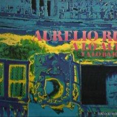 Discos de vinilo: AURELIO RUIZ LP SELLO CBS AÑO 1974. Lote 57332448