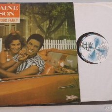 Discos de vinilo: JERMAINE JACKSON.- LET ME TICKLE YOUR FANCY.(MOTOWN 1982). Lote 57332545