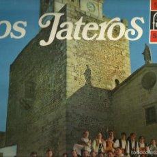 Discos de vinilo: LOS JATEROS LP SELLO FONTANA AÑO 1974. Lote 57332547