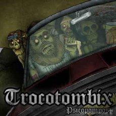 Discos de vinilo: TROCOTOMBIX- PSICOPOMPOS (LP) . METAL HARDCORE DEATH METAL GRIND PUNK. Lote 57333675
