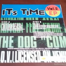 Discos de vinilo: IT `S TIME - FEEL SO GOOD - MAXI SINGLE.12 - 1995. Lote 57334311
