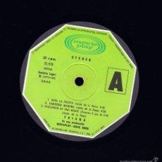 Discos de vinilo: TRIANA 1ER LP SIN PORTADA (S-32.678) MUY USADO.. Lote 57334522