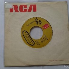 Discos de vinilo: TEDDY PENDERGRASS - I DON'T LOVE YOU ANYMORE (NO TE QUIERO MAS) / SOMEBODY TOLD ME (1977). Lote 57335777