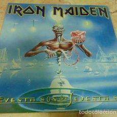 Discos de vinilo: IRON MAIDEN ?– SEVENTH SON OF A SEVENTH SON - LP EDICION 2013 PICTURE DISC. Lote 57336388