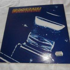 Discos de vinilo: PROGRAMA (NEURONIUM - CARLOS GUIRAO) LP SINTESIS DIGITAL (1983) *NUEVO* . Lote 57338331
