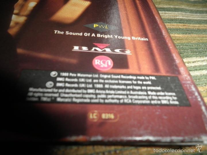 Discos de vinilo: RICK ASTLEY - HOLD ME IN YOUR ARMS LP - ORIGINAL AUSTRALIANO - RCA 1988 GATEFOLD MUY NUEVO(5) - Foto 5 - 57339064