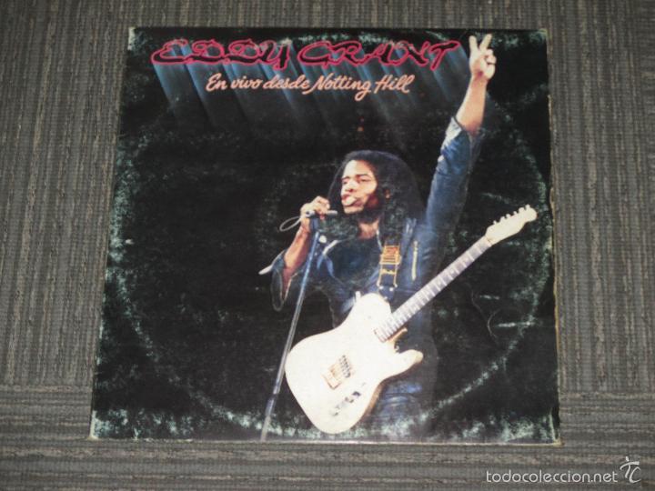 EDDY GRANT - EN VIVO DESDE NOTTING HILL - MOVIEPLAY - SPAIN - 1982 - IBL - (Música - Discos de Vinilo - Maxi Singles - Reggae - Ska)