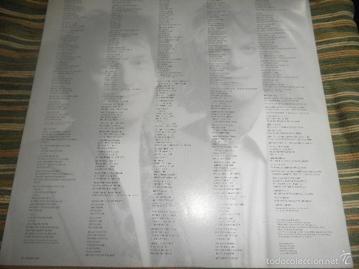 Discos de vinilo: DEUCES WILD - LIVING IN THE SUN LP - ORIGINAL HOLANDES - COLUMBIA 1991 CON FUNDA INT. ORIGINAL - Foto 9 - 57340831