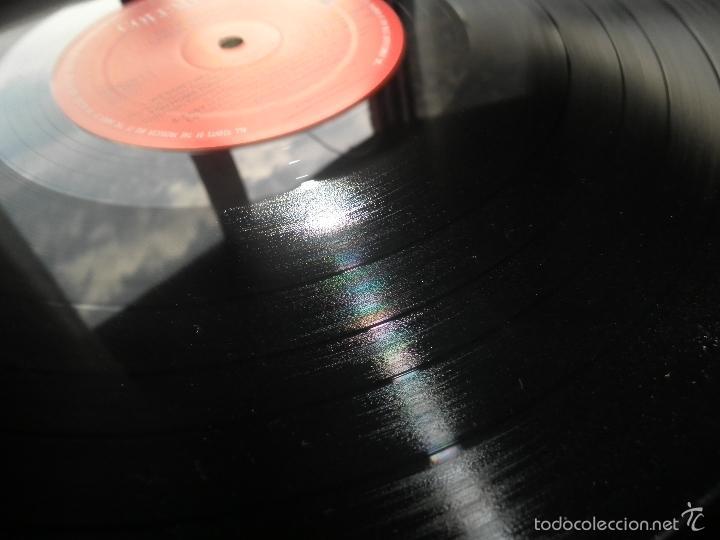 Discos de vinilo: DEUCES WILD - LIVING IN THE SUN LP - ORIGINAL HOLANDES - COLUMBIA 1991 CON FUNDA INT. ORIGINAL - Foto 17 - 57340831
