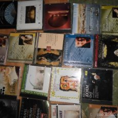 Discos de vinilo: LOTE 18 CDS MUSICA CLASICA . Lote 57342809
