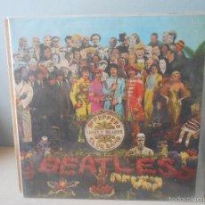 Discos de vinilo: THE BEATLES - SERGEANT PEPPERS. Lote 57345247