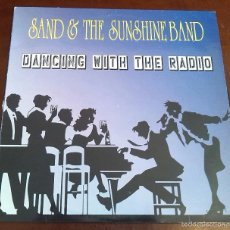 Discos de vinilo: SAND THE SUNSHINE BAND - DANCING WITH THE RADIO - MAXI SINGLE.12 - 1997. Lote 57353573
