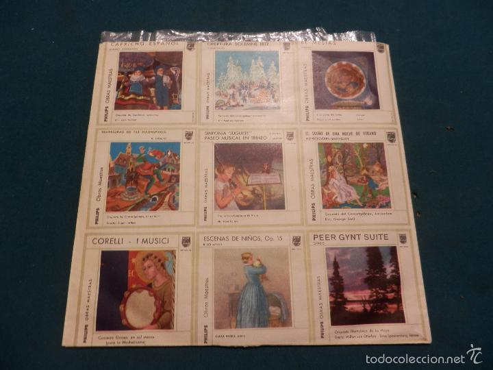 Discos de vinilo: PABLO CASALS (PAU CASALS) FESTIVAL DE PRADES (SANT MARTÍ DEL CANIGO+CANT DELS OCELLS+NANA, DE FALLA - Foto 4 - 57356483