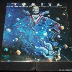 Discos de vinilo: TOMITA LP A VOYAGE THROUGH HIS. Lote 57358369