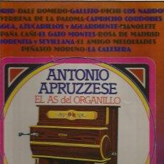 Discos de vinilo: ANTONIO APRUZZESE. Lote 57358567