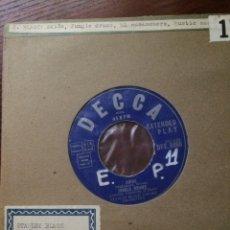 Discos de vinilo: STANLEY BLACK-ADIOS+3-PORTADA RADIO. Lote 57358746