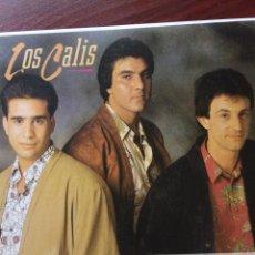 Discos de vinilo: LOS CALIS-DOS CLAVELES-NUEVO!!. Lote 57360064