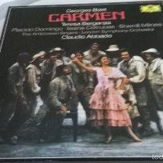 Discos de vinilo: DISCOS CARMEN. Lote 57365076