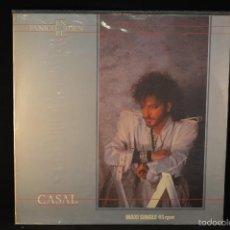 Discos de vinilo: TINO CASAL - PANICO EN EL EDEN - MAXI. Lote 57369543