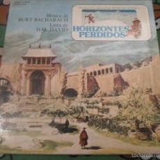 Discos de vinilo: HORIZONTES PERDIDOS. BURT BACHARACH.BSO.LP. Lote 57369896