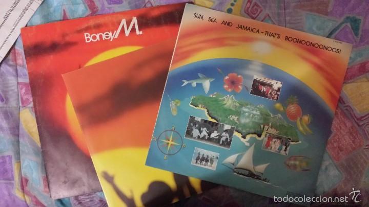 BOONOONOONOOS DE BONEY M. (Música - Discos - Singles Vinilo - Funk, Soul y Black Music)
