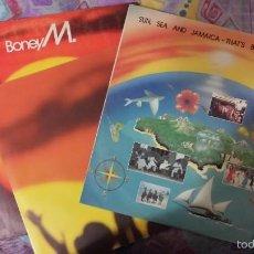 Discos de vinilo: BOONOONOONOOS DE BONEY M.. Lote 57380162