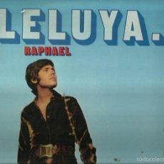 Discos de vinilo: RAPHAEL. LP VINILO.. SELLO HISPA VOX. AÑO 1970.EDITADO EN ESPAÑA. Lote 57381098