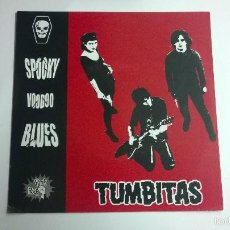 Discos de vinilo: TUMBITAS.WOMAN OF SIN.SINGLE.GRABADO EN BILBAO.2001.EVIL BABY RECORDS.. Lote 57382053