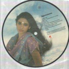 Discos de vinilo: MONSOON SINGLE PICTURE DISC AÑO 1982 EDITADO EN INGLATERRA. Lote 57383177