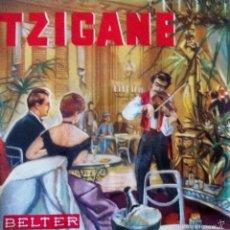 Discos de vinilo: TZIGANE - SHANDOR Y ORQUESTA - BELTER (SPAIN) 1957. Lote 57386489