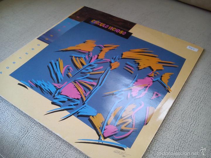 Discos de vinilo: CIRCULO VICIOSO -PORTERO DE NOCHE- (1986) LP DISCO VINILO - Foto 7 - 57388080