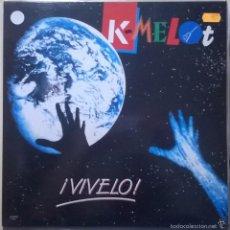 Discos de vinilo: K-MELOT-VIVELO, PERFIL-LP-33310. Lote 57388617