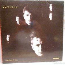 Discos de vinilo: MADNESS - YESTERDAY'S MEN. Lote 57390914