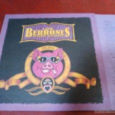 Discos de vinilo: LOS BERRONES SI ROMPE QUE ROMPA ILEGALES,SENOGUL. Lote 57392136