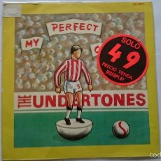 Discos de vinilo: THE UNDERTONES - MY PERFECT COUSIN / HARD LUCK (AGAIN) / I DON'T WANNA SEE YOU AGAIN (EP 1980). Lote 57397505
