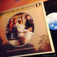 Discos de vinilo: BRIDESHEAD REVISITED (GEOFFREY BURGON) LP USA 1982 (VINB). Lote 57397727