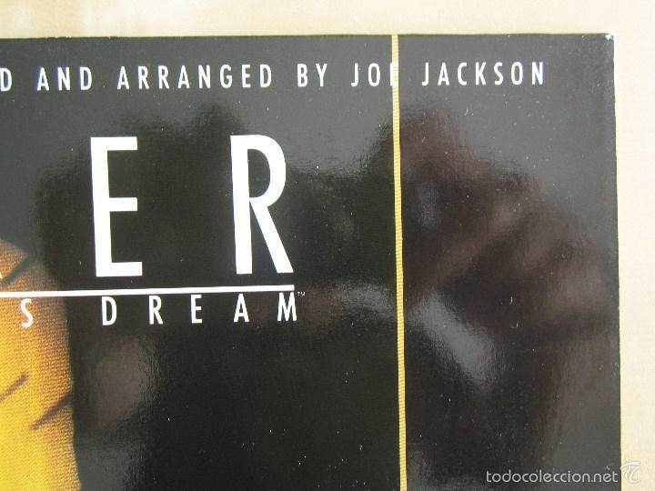 Discos de vinilo: ORIGINAL MOTION PICTURE - TUCKER (THE MAN AND HIS DREAM) - VINILO ORIGINAL 1988 AM RECORDS USA - Foto 3 - 57400433