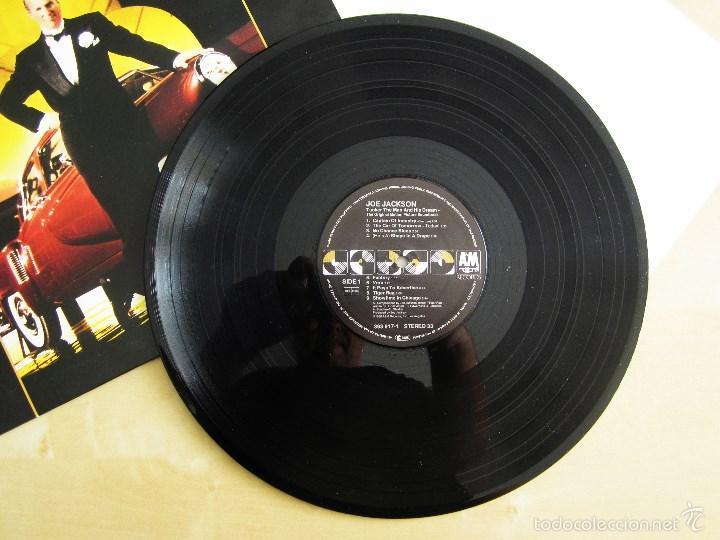Discos de vinilo: ORIGINAL MOTION PICTURE - TUCKER (THE MAN AND HIS DREAM) - VINILO ORIGINAL 1988 AM RECORDS USA - Foto 7 - 57400433