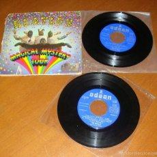 Discos de vinilo: THE BEATLES - MAGICAL MYSTERY TOUR. Lote 57400800
