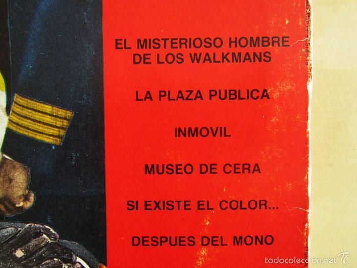 Discos de vinilo: CACAO PAL MONO - SI EXISTE EL COLOR... - MINI LP DEBUT VINILO ROJO ORIGINAL 1984 EDICION GIRA - Foto 4 - 57401358