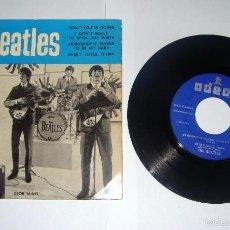 Discos de vinilo: THE BEATLES - WHATYOU'RE DOING. Lote 57401634