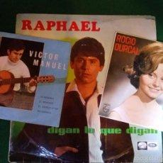 Discos de vinilo: LPS VARIADOS AÑOS 60/70. Lote 57403956