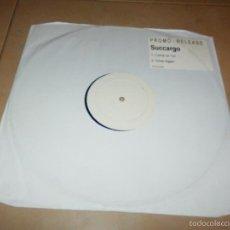 Discos de vinilo: PROMO RELEASE SUCCARGO COME ON YO ONCE AGAIN EP DISCO DANCE HOUSE TECHNO TRANCE V3. Lote 57403977