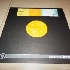 Disques de vinyle: J. MARMOL SUAVECITO KIKO VINILO EP DISCO DANCE HOUSE KIDESOL RECORDS V3. Lote 63182344