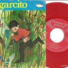 Discos de vinilo: PULGARCITO-TEATRO INFANTIL SAMANIEGO. Lote 57404852
