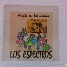 Discos de vinilo: LP LOS ESPECTROS PÁRATE EN LOS SESENTA ASTURIAS. Lote 57409367