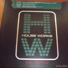 Discos de vinilo: MAXI-SINGLE DE SOUL PROVIDERS, MIDNIGHT HORNS / SEE DA LIGHT. EDICION HOUSE WORKS DE 2003.. Lote 57411953